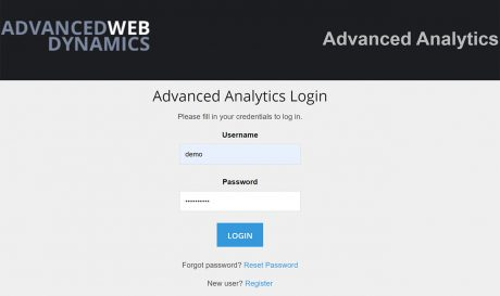 analytics-login